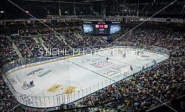 Eishockey / DEL - 21.Spieltag - EHC Eisbären Berlin vs. Augsburger Panther / 24.11..2019