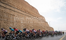 Cycling / Radsport / 1. Saudi Tour - 3.Etappe / 06.02.2020