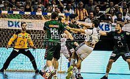 Handball / DKB HBL / Fuechse Berlin vs. TSV GWD Minden / 14.09.2016