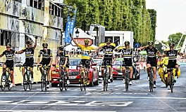 Cycling / Radsport / Tour de France - 21.Etappe / 24.07.2016