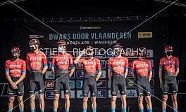 Cycling / Radsport / 75. Dwars door Vlaanderen / 31.03.2021