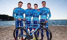 Cycling / Radsport / Photoshooting - Team P&S Metalltechnik / 12.03.2019