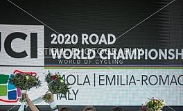 Cycling / Radsport / Strassen Rad WM Imola - Strassenrennen Frauen Elite / 26.09.2020