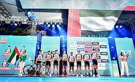 Cycling / Radsport / 53. Presidential Cycling Tour of Turkey - Teampraesentation / 09.10.2017