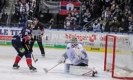 Eishockey / EHC Eisbaeren Berlin vs. Thomas Sabo Ice Tigers - 29. Spieltag / 18.12.2018