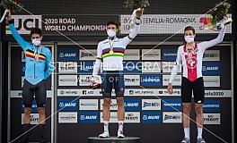 Cycling / Radsport / Strassen Rad WM Imola - Einzelzeitfahren Herren Elite / 25.09.2020