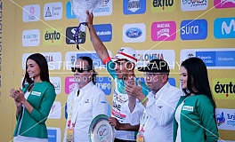 Cycling / Radsport / 3. Tour Colombia - 3.Etappe / 13.02.2020
