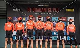 Radsport - 60. De Brabanste Pijl (Fleche Brabanconne) - 07.10.2020