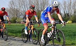 Cycling / Radsport / 75. Dwars door Vlaanderen / 31.03.2021