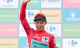 Cycling / Radsport / 74. Vuelta a Espana - 7.Etappe / 30.08.2019